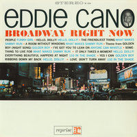 Broadway - Right Now! — Eddie Cano