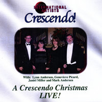 A Crescendo Christmas LIVE! — Mark Andersen and Lynn Andersen with Janiel Miller and Genevieve Picard