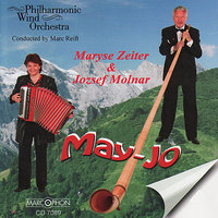May-Jo — Jozsef Molnar, Marc Reift, Philharmonic Wind Orchestra, Maryse Zeiter