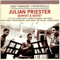 Keep Swingin' & Spiritsville — Tommy Flanagan, Sam Jones, Elvin Jones, Julian Priester, McCoy Tyner, Jimmy Heath