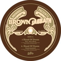 Hand of Doom / The Wizard - EP — Brownout Presents Brown Sabbath