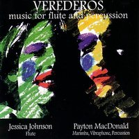 Verederos: Music For Flute And Percussion — Verederos