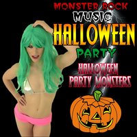 Monster Rock Music Halloween Party — Halloween Party Monsters