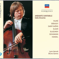 Andante Cantabile - Cello Encores — Bruno Canino, Lynn Harrell