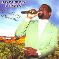 Healing : 42 Years Of Music — Hopeton Lewis