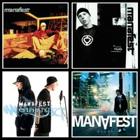4 Pack (Misled Youth, My Own Thing, Epiphany, & Glory) — Manafest