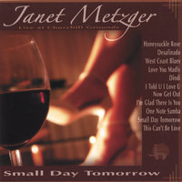 Small Day Tomorrow: Janet Metzger Live At Churchill Grounds — Janet Metzger