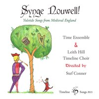 Synge Nouwell — Stef Conner, Leith Hill Timeline Choir, Time Ensemble