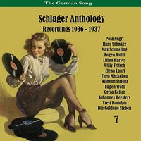 The German Song: Schlager Anthology Recordings (1936 - 1937), Vol. 7 — сборник