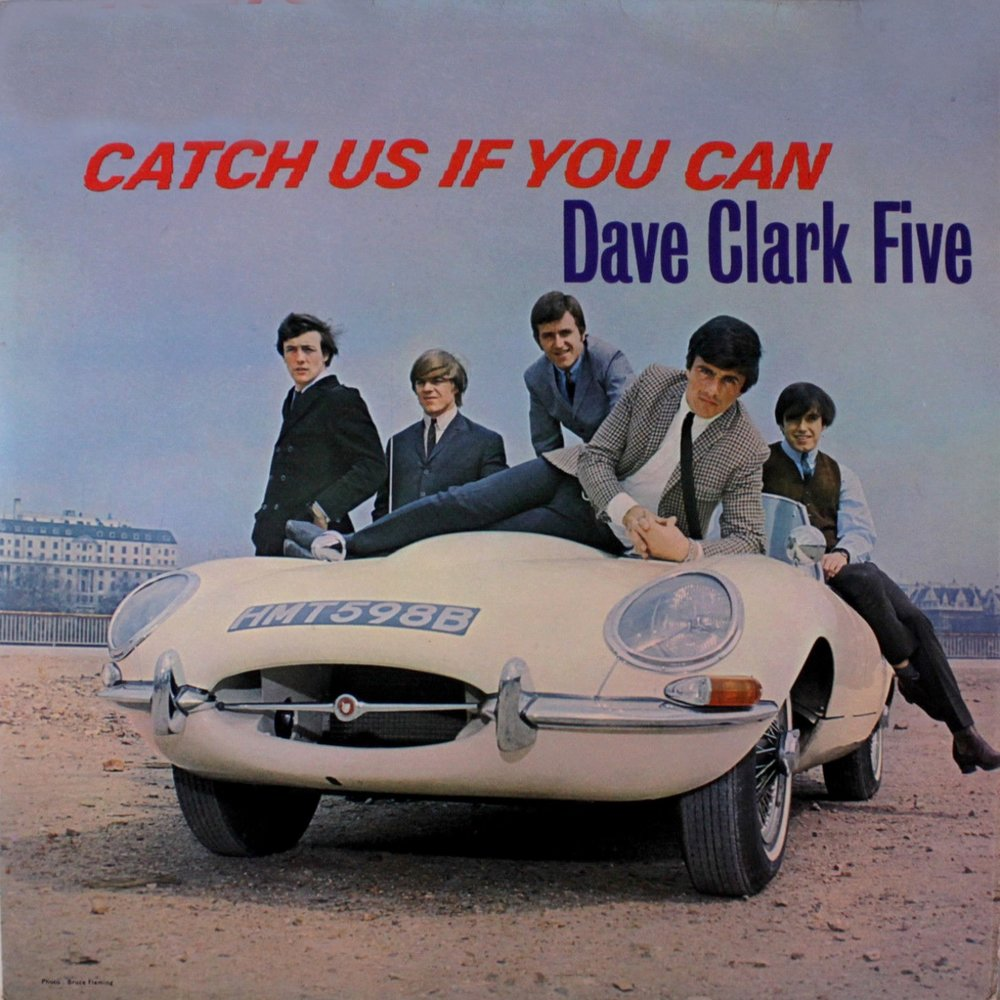 catcth us if you can chapter 1 5 Catch us if you can (1965) (released with the title having a wild weekend in the us) was the feature-film debut of director john boorman it was designed as a vehicle for pop band the dave clark five, whose popularity at the time almost rivaled that of the beatles.