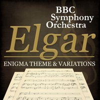 Elgar - Enigma Theme and Variations — Sir Adrian Boult, BBC Symphony Orchestra Conducted By Sir Adrian Boult