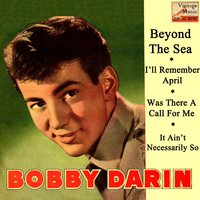 Vintage Vocal Jazz / Swing No. 138 - EP: Beyond The Sea — Bobby Darin