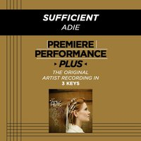 Sufficient (Premiere Performance Plus Track) — Adie