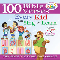 100 Bible Verses Every Kid Can Sing and Know — The Wonder Kids