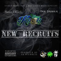 New Recruits — Tha Droman, Smoove J. Charles