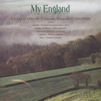 My England - A Collection of Timeless English Concertos — сборник