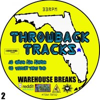 Throwback Tracks - Warehouse Series, Vol. 2 — Mike Nice