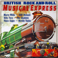 British Rock and Roll Musical Express — Billy Fury
