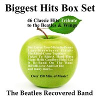 Biggest Hits Box Set — The Beatles Recovered Band