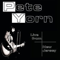 Live From New Jersey — Pete Yorn