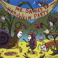 Mr. Snail's Halloween Party — сборник