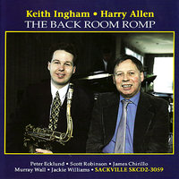 The Back Room Romp — Harry Allen, Keith Ingham