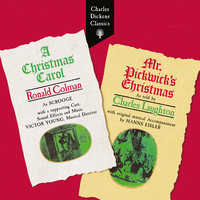 A Christmas Carol — Ronald Colman [Narrator], Charles Laughton [Narrator], Charles Laughton, Ronald Colman