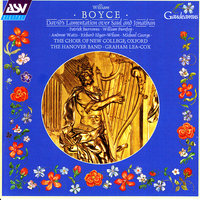 Boyce: David's Lamentation over Saul and Jonathan — Michael George, Pavlo Beznosiuk, Caroline Brown, Andrew Watts, Choir of New College, Oxford, The Hanover Band