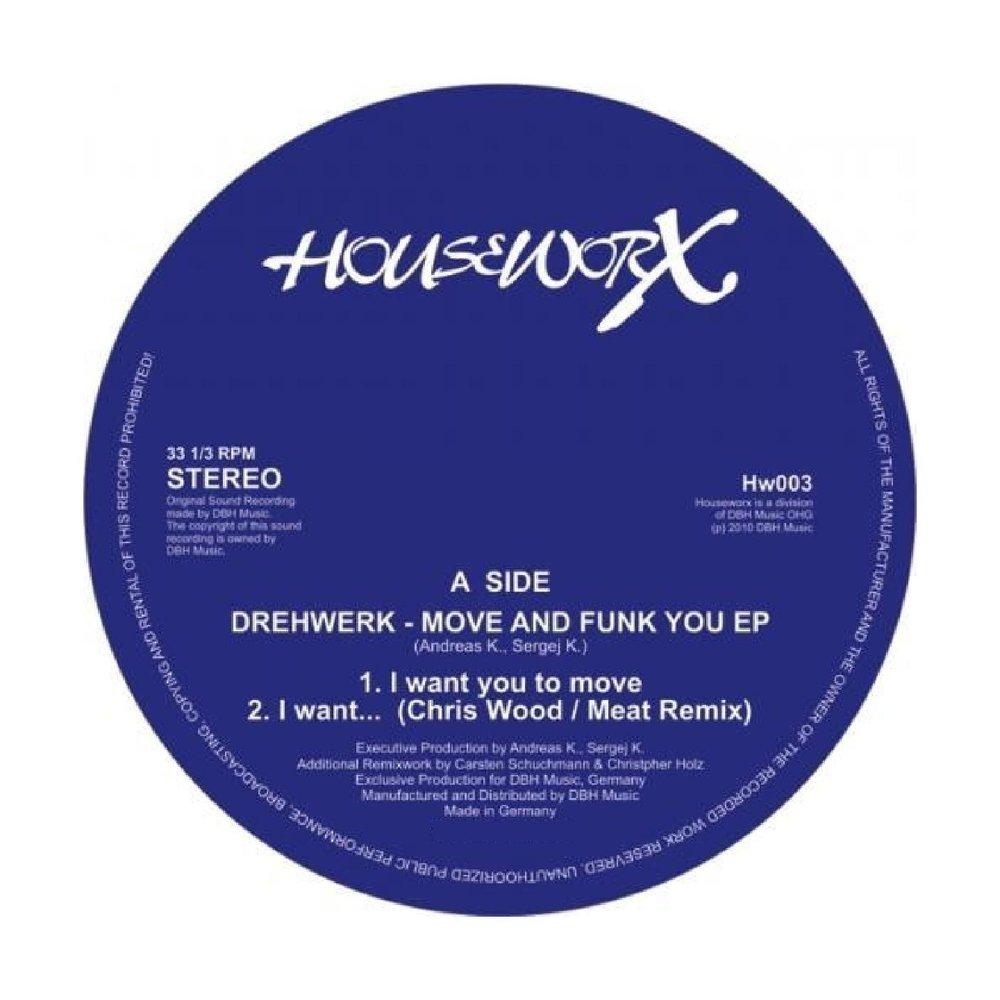 Drehwerk - Move & Funk U