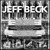 Right Now — Jeff Beck