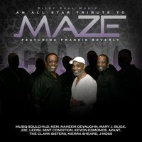 Silky Soul Music...an All-Star Tribute to Maze Featuring Frankie Beverly — сборник