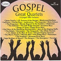Gospel Sung by the Great Quartets - Vol 3 — сборник