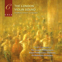 The London Violin Sound — Geoffrey Simon, The London Violin Sound