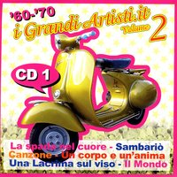 '60 - '70 I Grandi Artisti.It - Volume 2 - Cd 1 — сборник