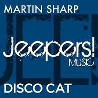 Disco Cat — Martin Sharp