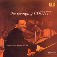 The Swinging Count — Count Basie
