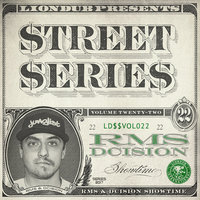 Liondub Street Series, Vol. 22 - Showtime — RMS, Dcision, RMS, Dcision
