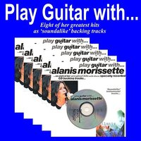 Play Guitar with Alanis Morissette — The Backing Tracks