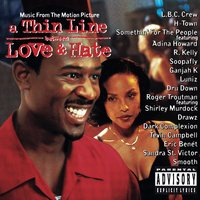A Thin Line Between Love & Hate (Music From the Motion Picture) — сборник