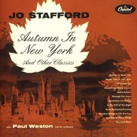 Autumn In New York — Фредерик Лоу, Jo Stafford
