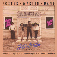 Willy's Bar & Grill — Foster Martin Band