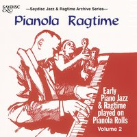 Pianola Ragtime, Early Piano Jazz & Ragtime Played on Pianola Rolls, Vol. 2 — Roy Mickleburgh