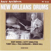 New orleans drums — сборник