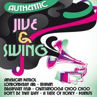Authentic Jive & Swing — The Swing's House
