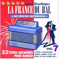 La France du bal, vol. 7 : Les tops de l'accordéon — сборник