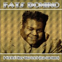 If You Don't Know What Love Is — Fats Domino