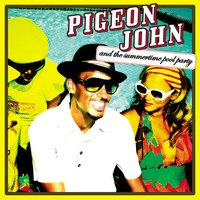 Pigeon John and the Summertime Pool Party — Pigeon John, Brother Ali, DJ Rhettmatic, J Live