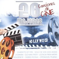 20 Mejores Canciones De Cine Vol. 5 (The Best 20 Film Songs) — Orquesta Chanaton