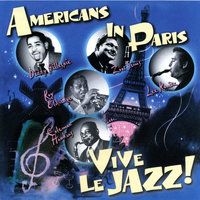 Americans In Paris - Vive Le Jazz! — сборник