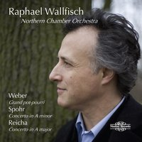Weber, Spohr, Reicha & Danzi: Works for Cello and Orchestra — Raphael Wallfisch, Franz Danzi, Northern Chamber Orchestra, Nicholas Ward, Josef Reicha, Карл Мария фон Вебер, Луи Шпор